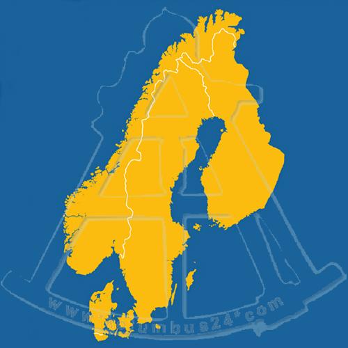 Dänemark / Finnland / Norwegen / Schweden