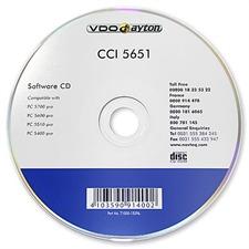 VDO-Dayton CCI 5651 für VDO DAYTON PC 5400pro 5510pro 5600pro 5700pro
