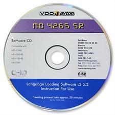 VDO-Dayton MO 4265 SR für VDO DAYTON MS 4200 RS / MS 4150 RS / MS 3200 / Medion MD41400 C-IQ Version 6.5