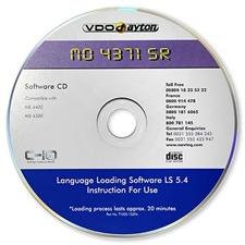 VDO-Dayton MO 4371 SR für VDO-Dayton MS 4400 / 4300 C-IQ