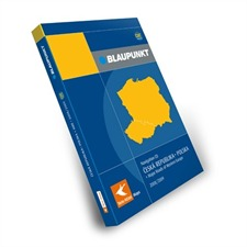 Tele Atlas Blaupunkt Tschechische Republik / Polen + Major Roads of Europe DX 2008/2009 (2 CDs)