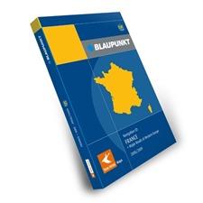 Tele Atlas Blaupunkt Frankreich 2008/2009 DX + MRE