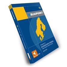 Tele Atlas Blaupunkt Skandinavien / Norden + MRE 2008/2009 DX (2CDs)