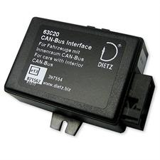 Dietz 63020 – CAN BUS Interface 2. Generation für VW / Audi / Porsche / Seat / Skoda