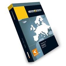 Tele Atlas EUROPA – VDO-Dayton 2008/2009 (10 CDs)
