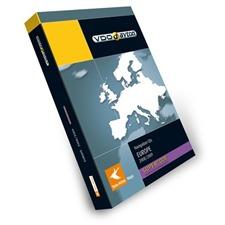 VDO-Dayton/TeleAtlas EUROPA – VDO-Dayton C-IQ Exit Supercode 2008/2009 (6 CDs)
