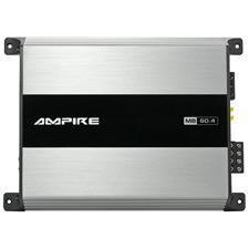 Ampire MB60.4 – 4-Kanal Endstufe / Verstärker 240 Watt RMS / 480 Watt max.