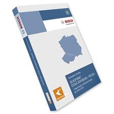 Tele Atlas Blaupunkt TSCHECHISCHE REPUBLIK / POLEN + MRE – Blaupunkt DX 2009/2010 (2CD)