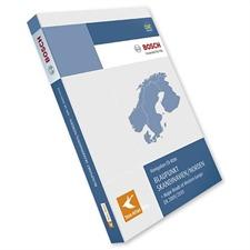 Tele Atlas Blaupunkt SKANDINAVIEN / NORDEN + MRE – Blaupunkt DX 2009/2010 (2CD)