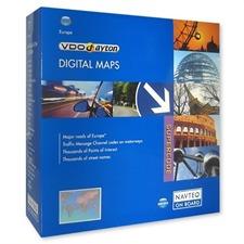 NAVTEQ Europa – VDO Dayton C-IQ Exit Packet 2009/2010 (10 CDs)