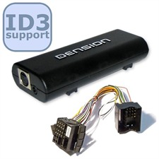 Dension iGateway - GW17BM4 - iPod/iPhone/Aux-Interface für BMW (Business / Professional / 16:9 Navigation (40Pin))