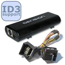 Dension Gateway 100 - GW17OC1 - iPod/iPhone/Aux-Interface für OPEL CD30mp3 (mit Quadlock Stecker & AUX-In)