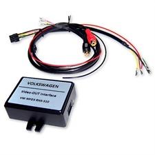 11002385 – AV - Out / Ausgang Interface für VW MFD3 / RNS510 ohne original TV-Tuner