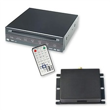 Dietz 85700 – DVD-Player + MM Interface für BMW iDrive Professional Navigation 1/2 Tasten.  (CCC) mit Werks-TV-Tuner