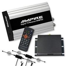 Ampire DVBT52 – DVB-T Diversity Tuner + MM Interface für BMW iDrive Professional Navigation (CCC) mit Werks-TV-Tuner