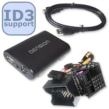 Dension Gateway 300 - GW33OC3 - iPod/iPhone/USB/Aux-Interface für OPEL Navi CD70 + DVD90 (CAN + AUX-In)