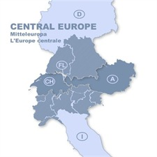 CENTRAL EUROPE / ALPS + MRE – RT3 Navidrive CD 2010/2011