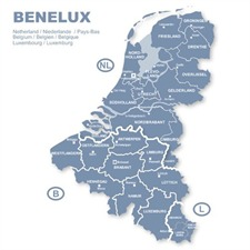 BENELUX + MRE – RT3 Navidrive CD 2010/2011