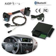 Kufatec 36431-1 – FISCON Freisprecheinrichtung für AUDI Basic Plus A4 / A5 / Q5
