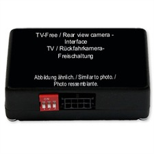 11002592 – Video/TV Freischaltung für Rückfahrkamera für AUDI RNS-E