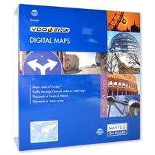 NAVTEQ Europa – VDO Dayton Supercode CIQ Packet 2010/2011 (10 CDs)