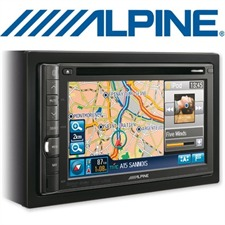 ALPINE INE-S900R – Navigationssystem / Multimedia station mit 6,1