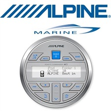 ALPINE MC-20 – Wireless waterproof marine remote control  Main Commander (incl. RF-transmitter)