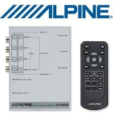 ALPINE KCE-635UB – USB Multimedia Interface fÜr AAC / MP3 / WMA