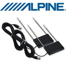 ALPINE KAE-210DV – DVB-T Antenna Set for the TUE-T200DVB / TUE-T150DV