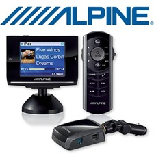 ALPINE eX-10 – iPod® Controller with Bluetooth-Function