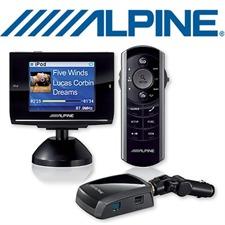 ALPINE eX-10 – iPod® Controller mit Bluetooth-Funktion