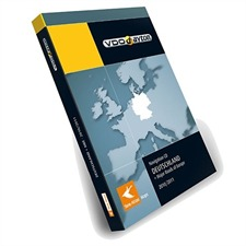 Tele Atlas DEUTSCHLAND + MRE – VDO-Dayton 2010/2011 (2CDs)