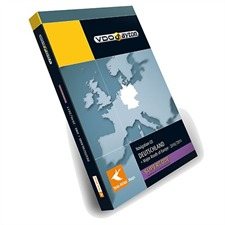 VDO-Dayton/TeleAtlas DEUTSCHLAND + MRE – VDO-Dayton C-IQ Supercode 2010/2011 (2CD)
