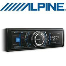 ALPINE iDA-X313 – Digital Media Receiver with MP3 / iPod / USB / WMA / AAC / 4x45W / 24 bit