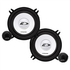 ALPINE SXE-1350S - Component 2-Way Speaker for CITROEN / FORD / RENAULT / ROVER ... (5-1/4