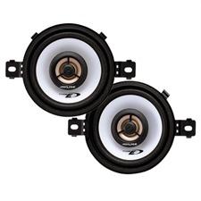 ALPINE SXE-0825S - 2-Wege Koaxiallautsprecher für FIAT / SAAB / VW (150W / 9 cm / 3,5- Zoll)
