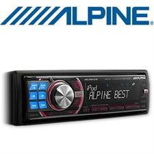 ALPINE CDA-105Ri – WMA/MP3/AAC CD RECEIVER / USB und iPod® CONTROLLER