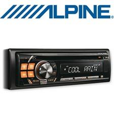 ALPINE CDE-111RM – CD Receiver mit MP3 / iPod / iPhone / USB / 4x50W