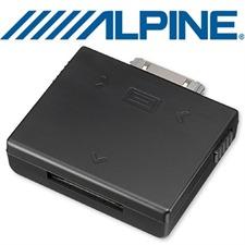 ALPINE KCX-422TR – Anschluss und Ladeadapter für iPod®