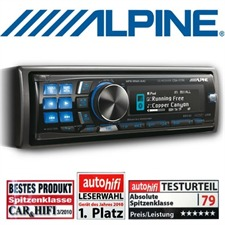 ALPINE CDA-117Ri – CD RECEIVER / USB AND iPod® CONTROLLER
