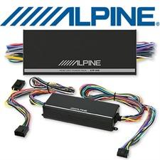 ALPINE KTP-445A – Leistungssteigerung für Steuergeräte