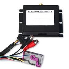 Multimedia Interface (Audio / Video) für AUDI A3 A4 A6 TT mit RNS-E Navigationssystem, 1x A/V-IN