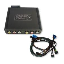 11002845 – Multimedia Interface (2x AV) BMW 16:9 MK3 MK4 + RFK-Eingang + TV Free (CD-Wechsleranschluss)