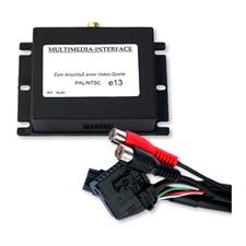 11002855 – Multimedia Interface (AV) VW MFD2 RNS2 Skoda Nexus steuerbar + RFK - Eingang