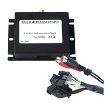 11002856 – Multimedia Interface (AV) Mercedes Comand 2.0 APS220 CD steuerbar + RFK - Eingang