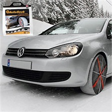 AutoSock AS_HP_695E – snow car socks / tire cover starting help for icy or snowy roads