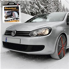 AutoSock AS_HP_698E – snow car socks / tire cover starting help for icy or snowy roads