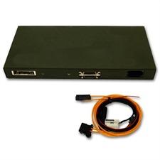 Multimedia Adapter A/V (2x) + RFK + TV-Freischaltung für AUDI System MMI 2G (DVD-Navigation)