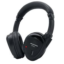 Ampire HP301 - Infrarot Stereo-Kopfhörer (1/2-Kanal Flach-Falt-Technologie)