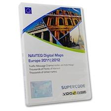 NAVTEQ Europa - T1000-17826 - VDO Dayton Supercode CIQ DVD 2011/2012